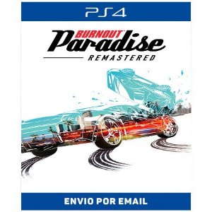 Burnout Paradise - Ps4 Digital