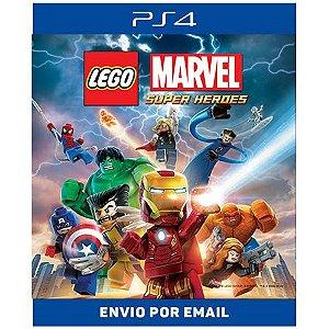 Lego Super Heroes  - Ps4 Digital