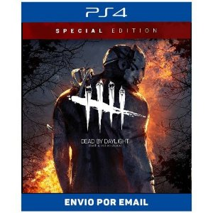 DEAD BY DAYLIGHT ESPECIAL - PS4 DIGITAL
