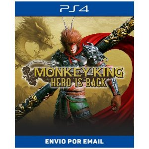 MONKEY KING HERO IS BACK - Ps4 Digital