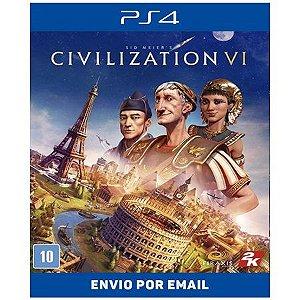 SID meier'S Civilization VI - PS4 DIGITAL