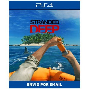 Stranded Deep -  Ps4 Digital