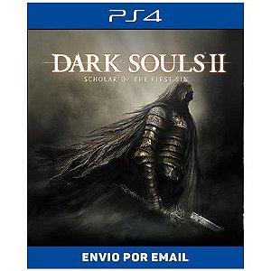 Dark souls 2 - Ps4 Digital