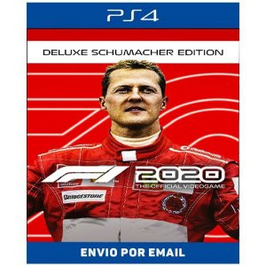 F1 2020 Schumacher Edition - Ps4 Digital