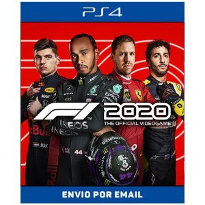 F1 2020 Seventy Edition - Ps4 Digital
