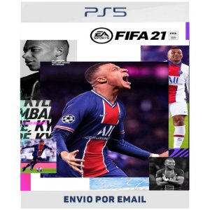 FIFA 2021 - Ps4 e Ps5 Digital