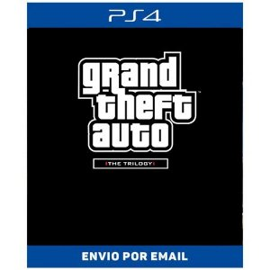 Gta The Trilogy - Ps4 Digital