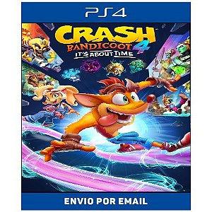 Crash Bandicoot 4 - Ps4 Digital