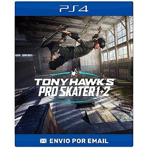 Tony Hawk's Pro Skater 1 + 2 - Ps4 Digital
