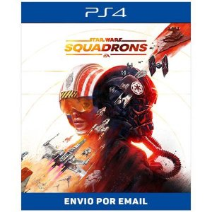 STAR WARS : Squadrons - Ps4 Digital