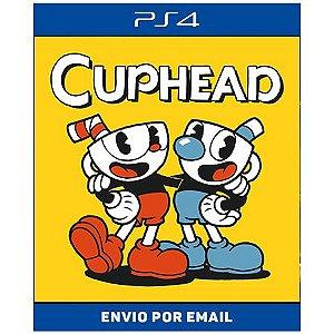 CUPHEAD - Ps4 Digital