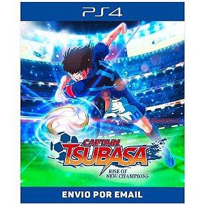 Captain Tsubasa - PS4 DIGITAL