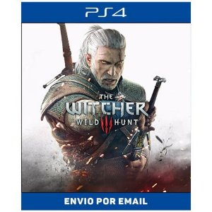 The Witcher 3 - Ps4 Digital