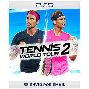 Tennis 2 world tour - Ps4 E Ps5 Digital