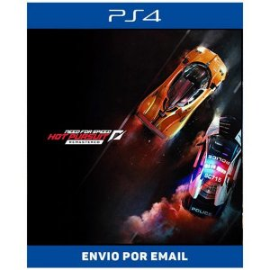 Need for Speed Hot Pursuit Remastered - PS4 Digital