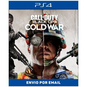 Call of Duty Black Ops Cold War - Ps4 Digital