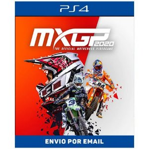 Mxgp 2020 - Ps4 Digital