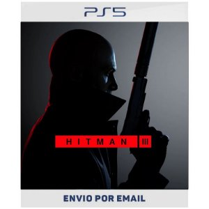 Hitman 3 - PS4 E PS5 DIGITAL