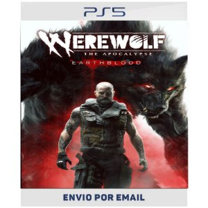 Werewolf: The Apocalypse - PS4 e PS5 Digital