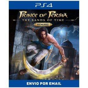 Prince of Persia: The Sands of Time Remake - PS4 DIGITAL