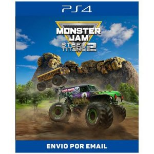 Monster Jam Steel Titans 2 - PS4 DIGITAL