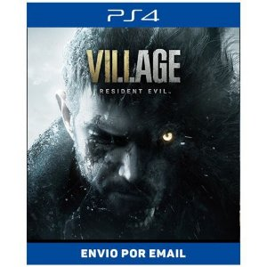 Resident Evil Village - PS4 & PS5 Digital