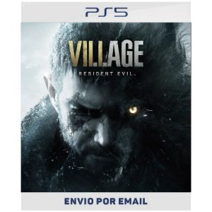 Resident Evil Village - PS4 & PS5 Digital