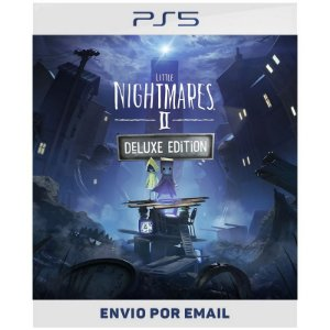 Little Nightmares II Edição Deluxe - PS4 & PS5 DIGITAL