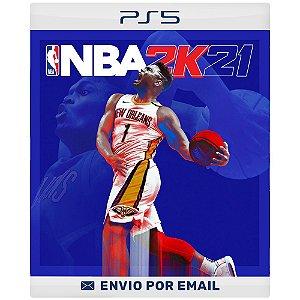 NBA 2K21 Next Generation - Ps5 Digital