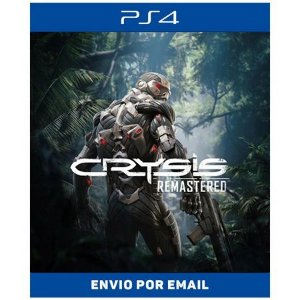 Crysis Remastered - Ps4 e Ps5 Digital