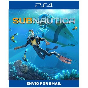 Subnautica - Ps4 digital