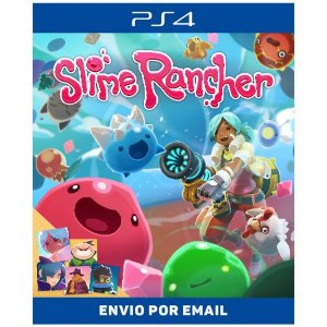 Slime Rancher - Ps4 digital