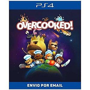 Overcooked - Ps4 digital