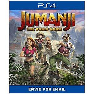 JUMANJI: o video game - Ps4 Digital