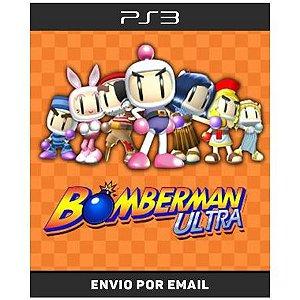 Bomberman Ultra - Ps3 Digital
