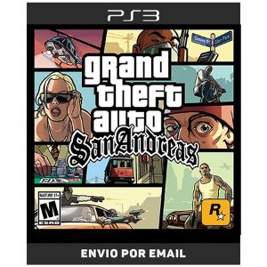 Gta saandres - Ps3 Digital