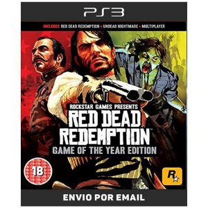 Red Dead Redemption + Undead Nightmare - Ps3 Digital