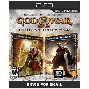 God of war Origins colletion - Ps3 Digital