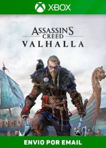 Assassin's Creed Valhalla - Xbox One & Xbox Series X|S
