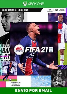 FIFA 2021 - Xbox One & Xbox Series X|S