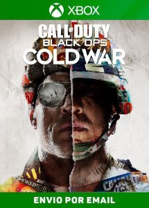 Call of Duty Black Ops Cold War - Xbox One & Xbox Series X|S