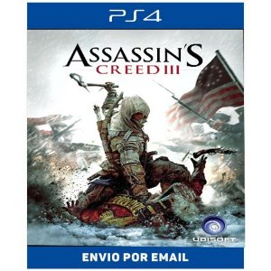 Assassin's Creed III: Remastered - Ps4 Digital