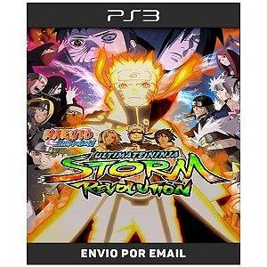 Naruto Shipudden: Ultimate Ninja Storm Revolution - Ps3 Digital
