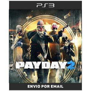 Payday 2 - Ps3 Digital
