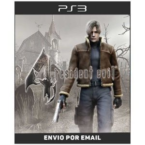 Resident Evil 4 Hd - Ps3 Digital