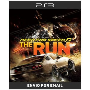 Need For Speed The Run - Ps3 Digital