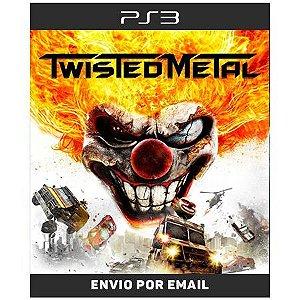 Twisted Metal - Ps3 Digital