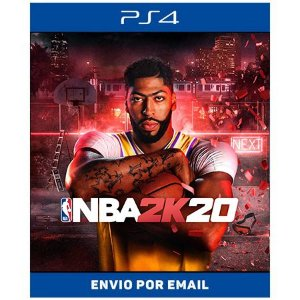 NBA 2K20 - Ps4 Digital