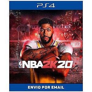 NBA 2K20 - Ps4 E Ps5 Digital