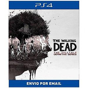 The Walking Dead: The Telltale Definitive Series -Ps4 Digital